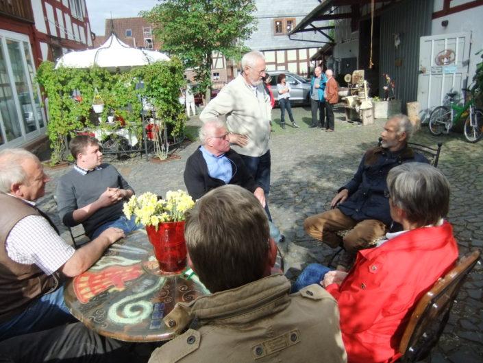 Fachgespräch mit Bernd Schlichterle