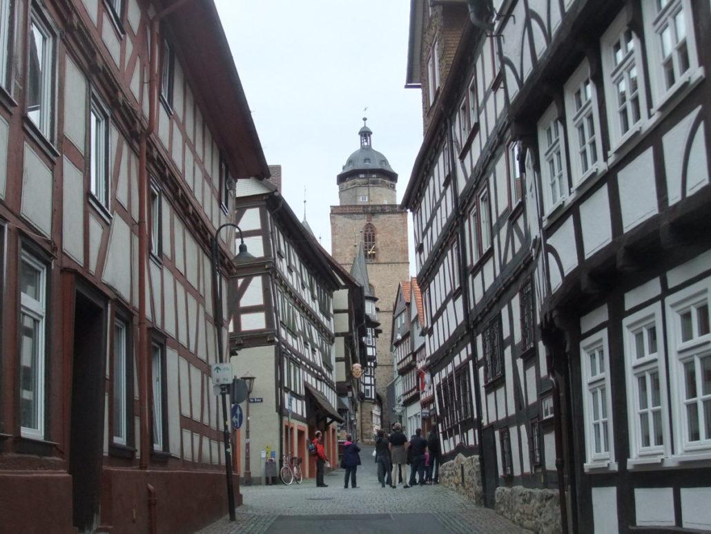 Stadtführung in Alsfeld