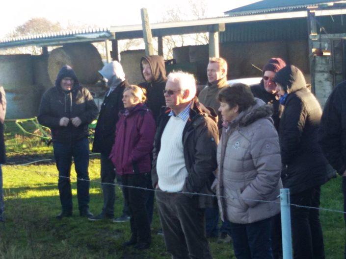 Adventszüchtertreffen bei Christiansen in Bosbüll