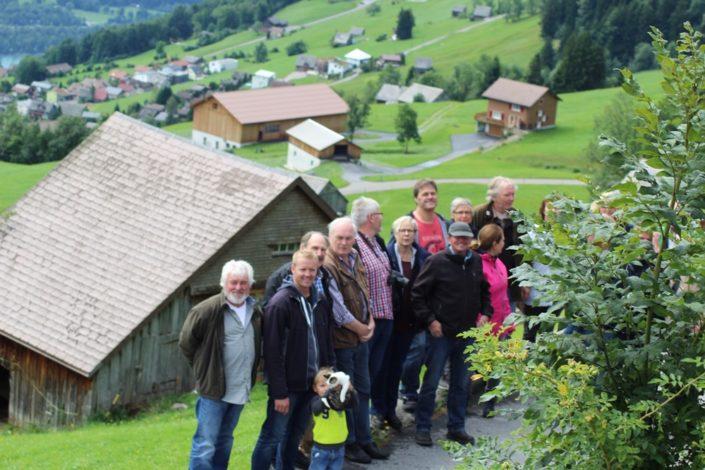 Böni - Hof Niederschlag
